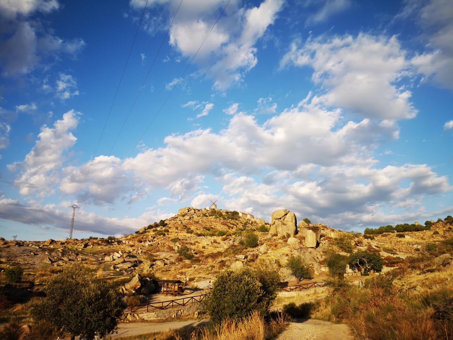 Cerro Ventas con Peña Aguilera